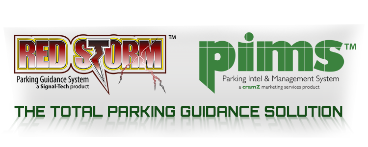 RedStorm & PIMS - The total parking solution