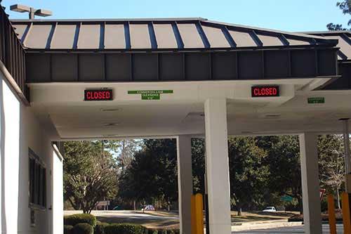 Bank Drive Thru Signs Gallery Information Center