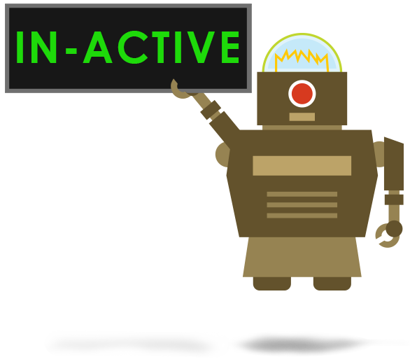 In-Active - Robot