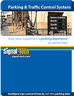 Parking and Traffic Control System