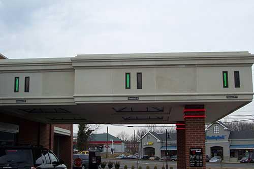 Northwest Credit Union >> Bank Drive-Thru Signs Gallery   Information Center ...