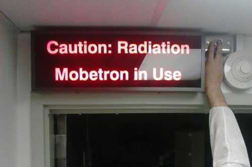 Mobetron In-Use