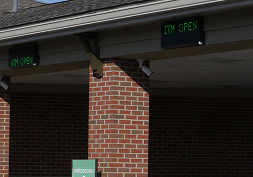 SmartSign System Park Community Credit Union - Louisville, KY