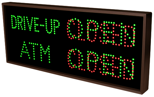 DRIVE-UP | OPEN | CLOSED| ATM | OPEN | CLOSED