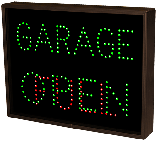 GARAGE | OPEN | FULL