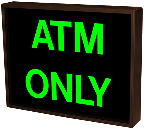 ATM ONLY