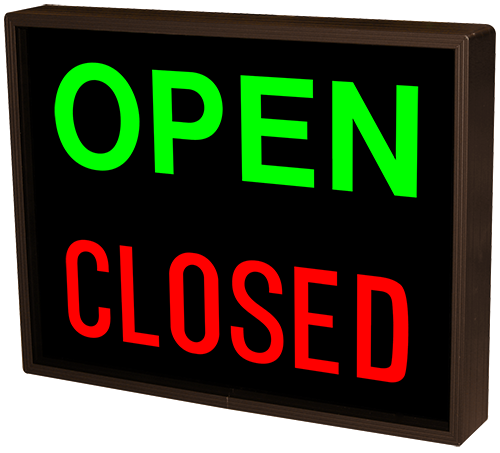 OPEN | CLOSED
