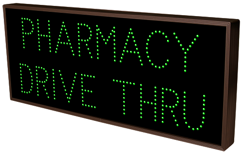 PHARMACY DRIVE THRU