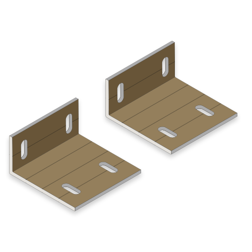 "Ceiling/Side Mount Bracket for 7.5"" deep Sign (1 pair)"