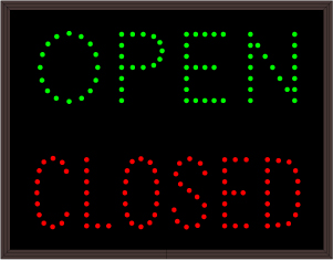 30 OPEN | CLOSED