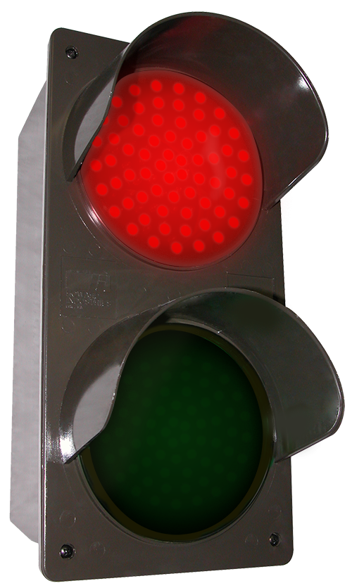 Signal-Tech 51592 TCILV-RG/12-24VDC LED Traffic Controller - Vertical, Red-Green (12-24 VDC) Product Message 1