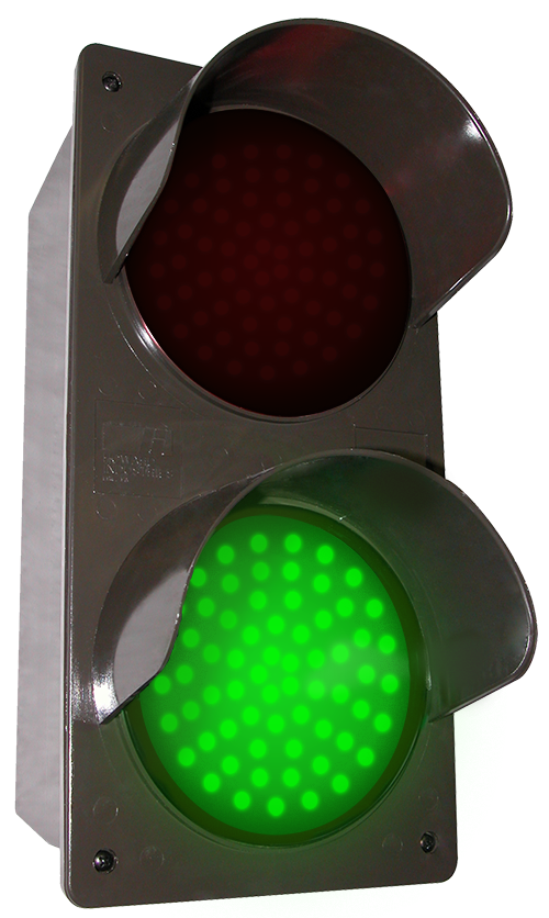 Signal-Tech 51592 TCILV-RG/12-24VDC LED Traffic Controller - Vertical, Red-Green (12-24 VDC) Product Message 2