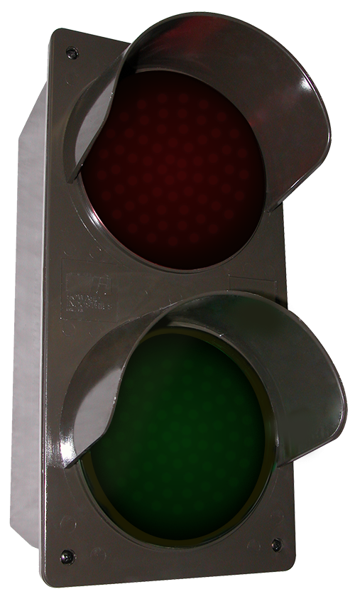 Signal-Tech 51592 TCILV-RG/12-24VDC LED Traffic Controller - Vertical, Red-Green (12-24 VDC) Product Message 3