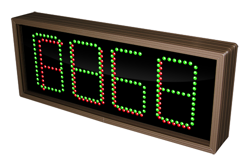 9974 Sa718gr 01 4 Digit Led Counting Display Seven